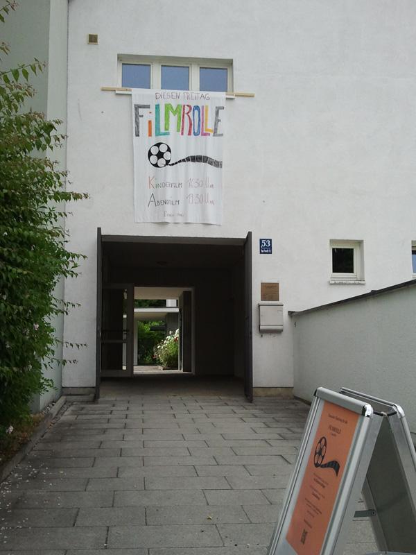 Eingang FILMROLLE